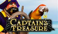 Captain's Treasure Playtech